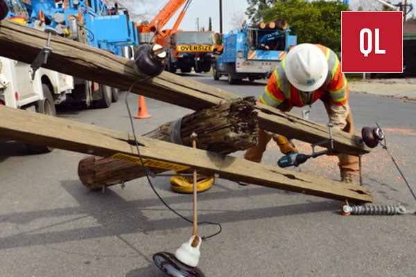 Wood Pole Testing: 3 Steps that Could Save Your Life (QL) - Incident Prevention Institute