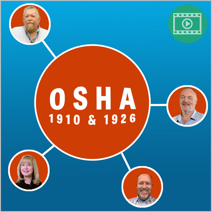 OSHA Update Series Bundle DVDs - Incident Prevention Institute