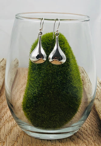 Medium Raindrop Earring