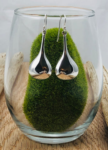 Raindrop Earrings Large