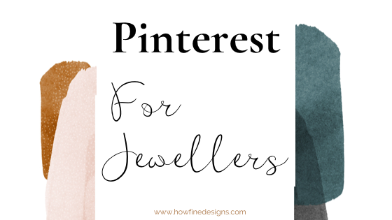 Jewellers Academy Podcast - Pinterest for Jewellers