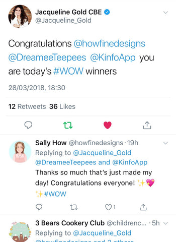 WOW winner Jacqueline Gold's Women on Wednesday How Fine Designs