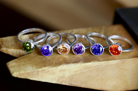 Diploma in Silver Jewellery Rings
