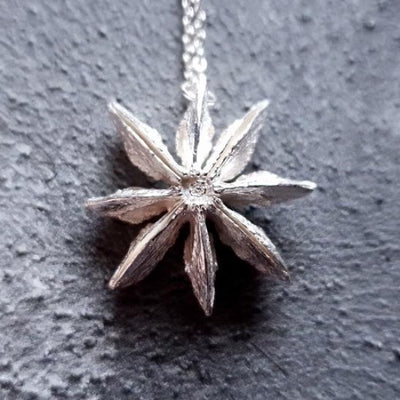 Limited Edition Night Star Silver necklace