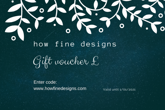Gift Voucher received by Email