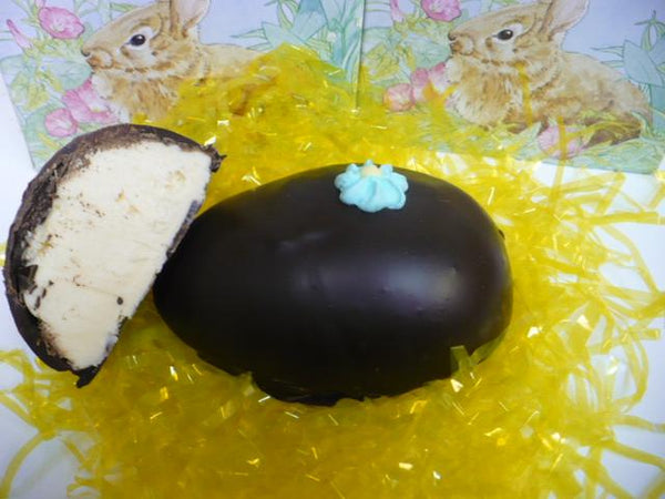 Vanilla Butter Cream Egg