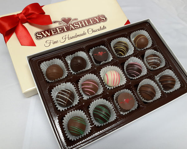 15 Assorted Truffles