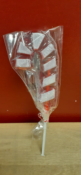 Holiday Hard Candy Lollipops
