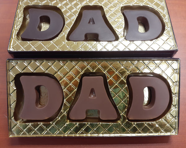 Chocolate Dad