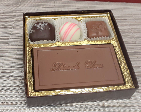 The Perfect Thank You Assorted Chocolates
