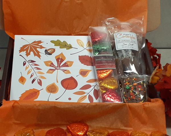Autumn celebration box