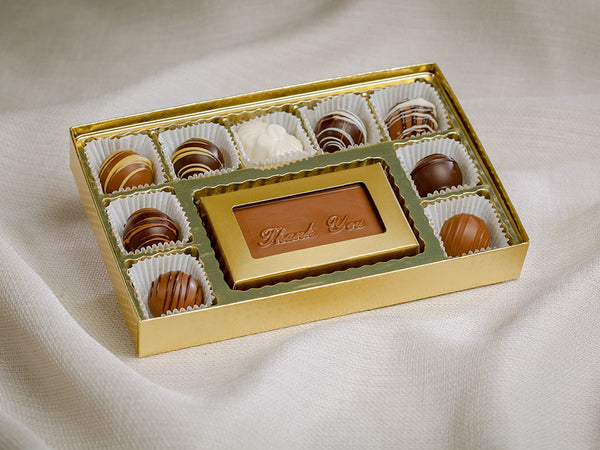 Sweet Ashley's Chocolate – The Perfect Thank You Truffles