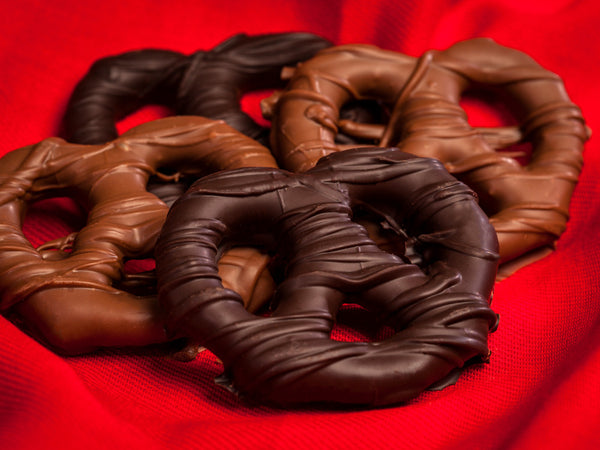 Sweet Ashley's Chocolate – Chocolate Covered Pretzels