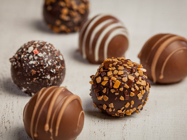 Sweet Ashley's Chocolate – Coffee and Dessert Truffles