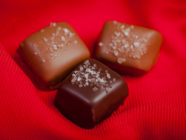 9 Count Sea Salt Caramels