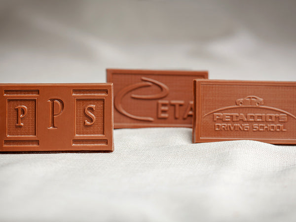 Sweet Ashley's Chocolate – Custom Logo Chocolate Bar