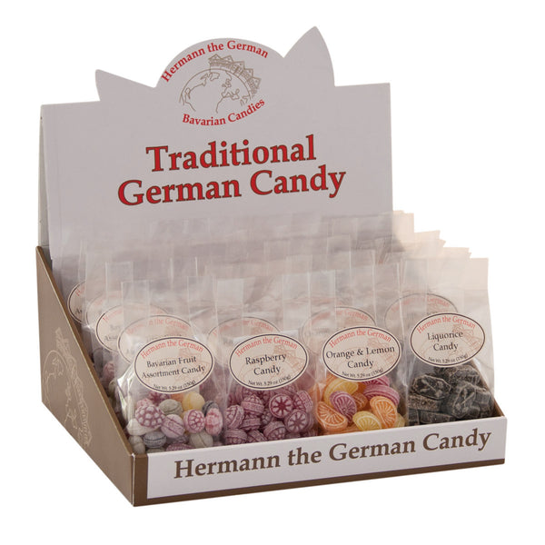 Hermann The German Bavarian Candies