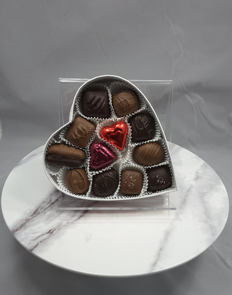 Assorted Chocolate Heart