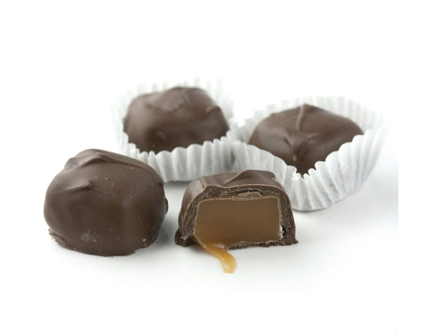 Sugar Free Milk Chocolate Caramels