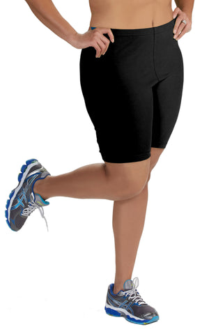 Womens Bike Shorts, Womens plus size shorts, Womens plus size activewear, cyber Monday womens Bike Shorts, Womens plus size workout clothes