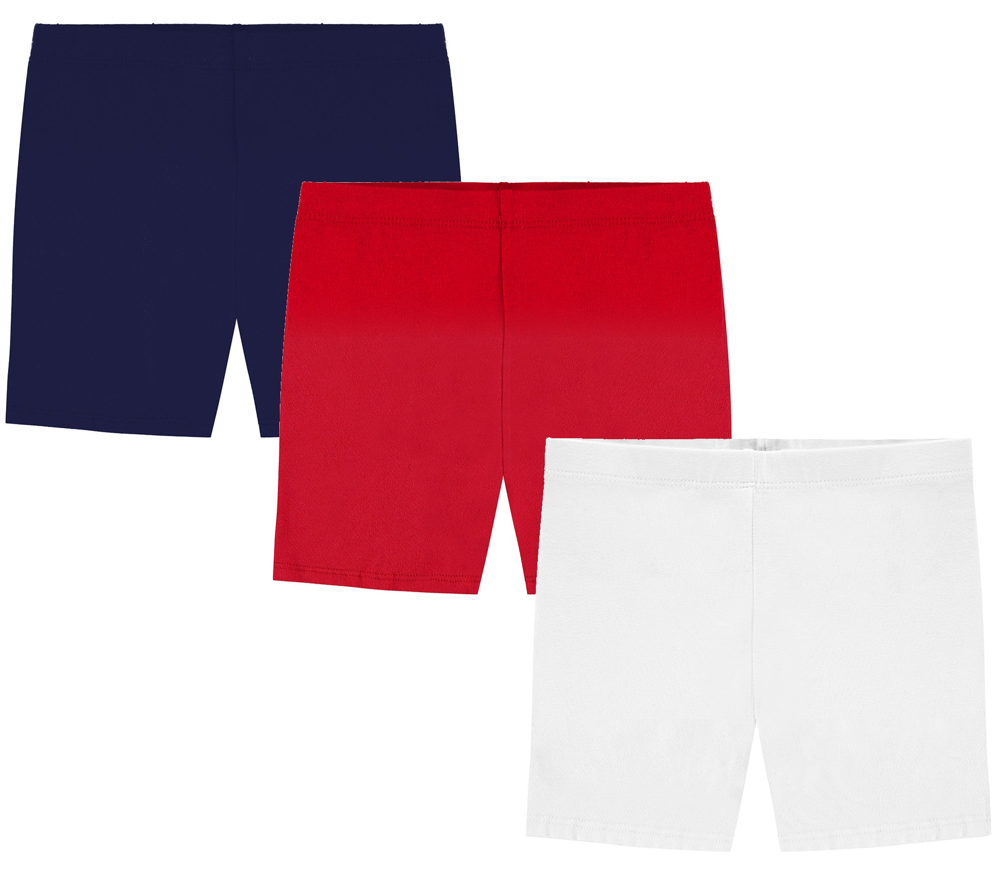Navy, Red, White