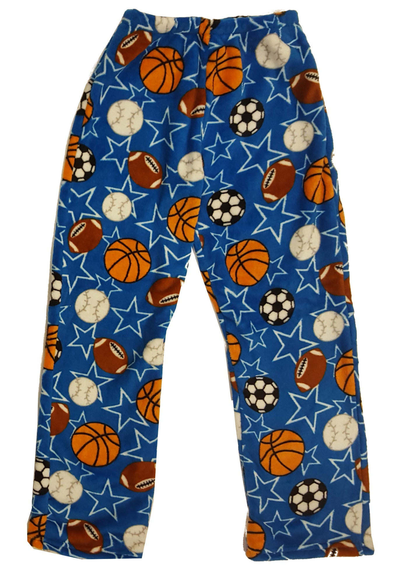 kids fuzzy pants, boys fuzzy pajama pants, girls fleece pajama pants, kids fuzzy camp pajamas, fuzzy sports pants
