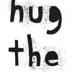 Hug the Cactus Print