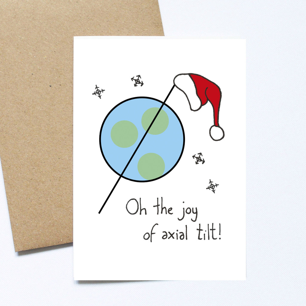 Joy of Axial Tilt
