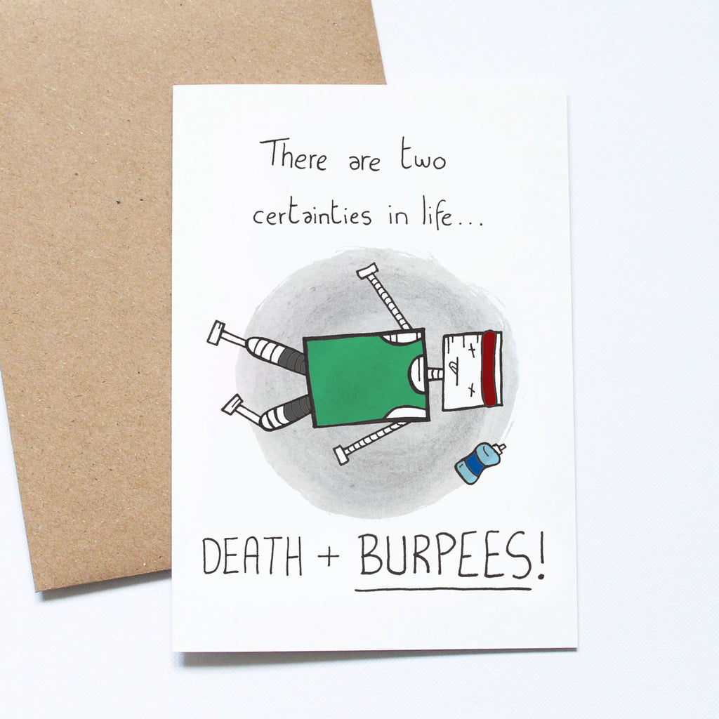 Death + Burpees