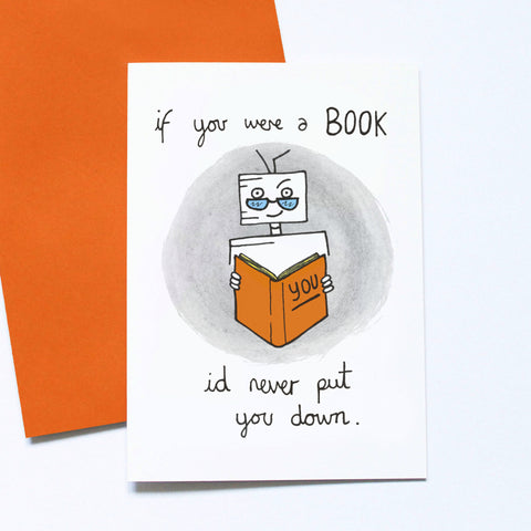 If You Were A Book