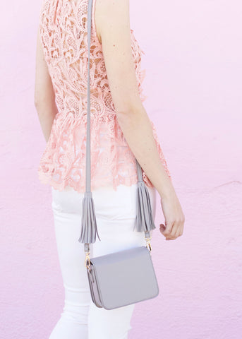 Aurelia Bag - Gray
