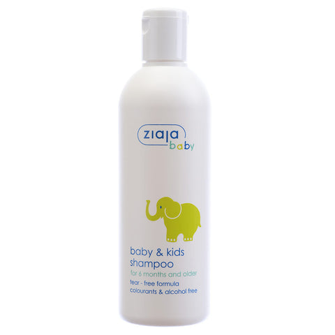 Baby and Kids Shampoo