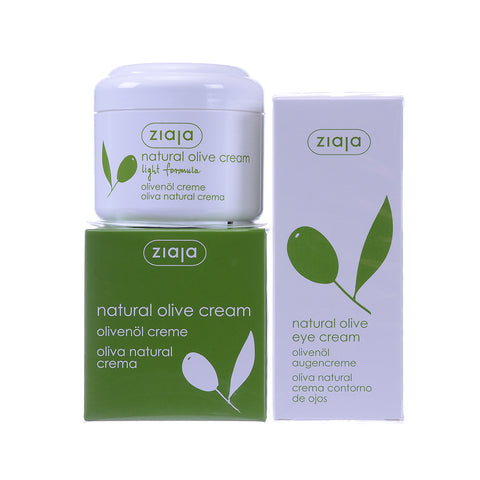 Olive Oil - Special Bundle: Day, Night, Eye Cream