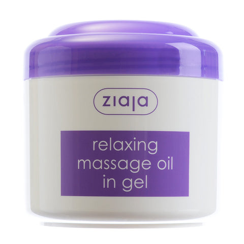 Relaxing Massage Oil in Gel
