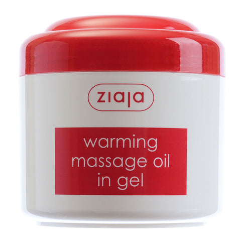 Warming Massage Oil in Gel