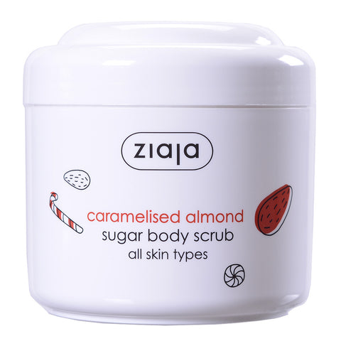 Caramelized Almond Scrub