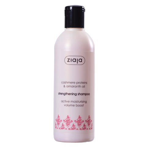 Cashmere Proteins and Amaranth Oil - Strengthening Shampoo