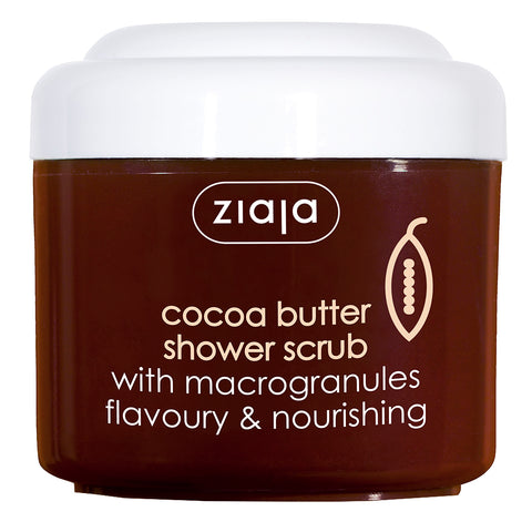 Cocoa Butter Shower Scrub