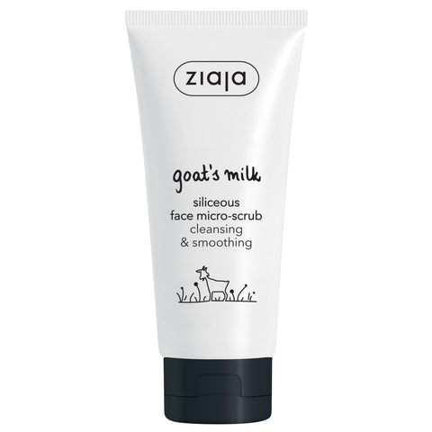 Goat's Milk Siliceous Face Micro-Scrub - New