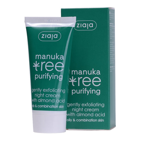 Manuka Tree Night Cream