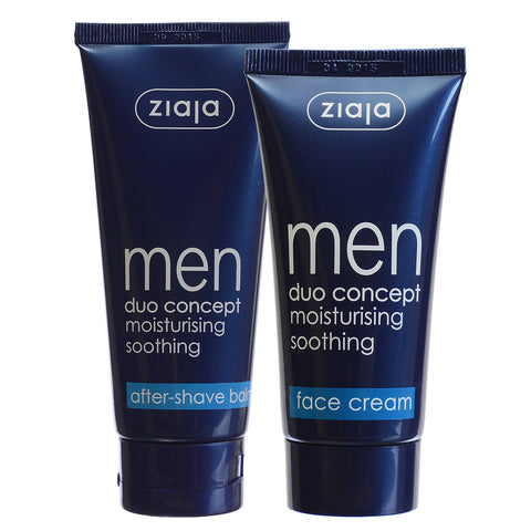 Men Bundle - Face Cream and After Shave
