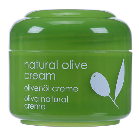 Natural Olive Oil Cream - Clearance 50% off