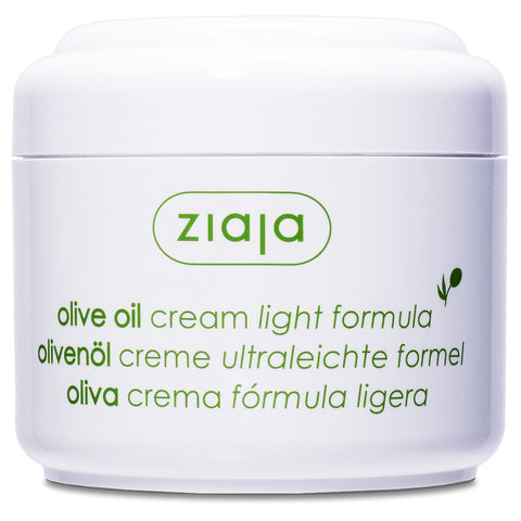Olive Oil Cream Light Formula