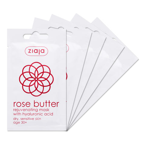 Rose Butter Face Mask