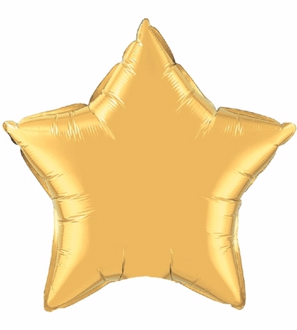 20'' Star Mylar Balloon