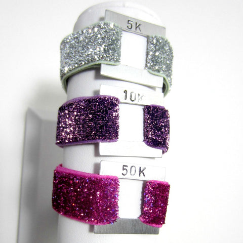 Distance Bracelet - Frost - Pick Your Distance and Color! - Hold It!