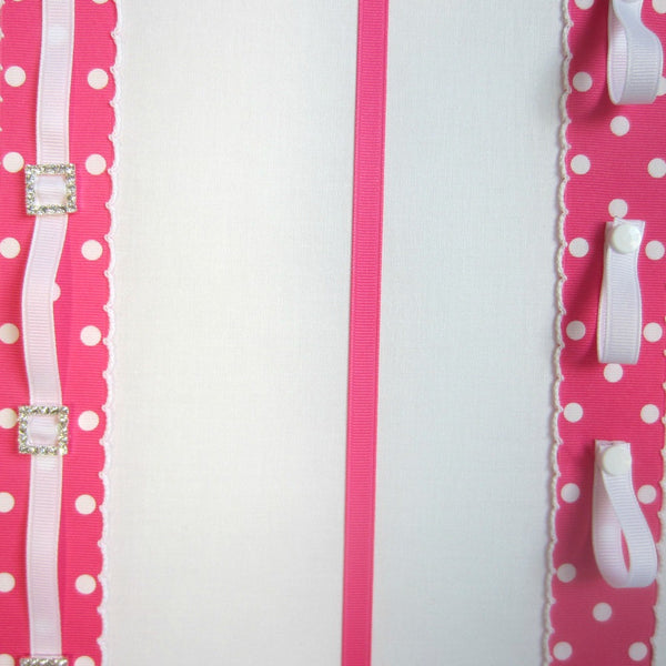 "16""x20"" Hair Accessory or Jewelry Organizer-3 Colors to Choose From! - Hold It!"