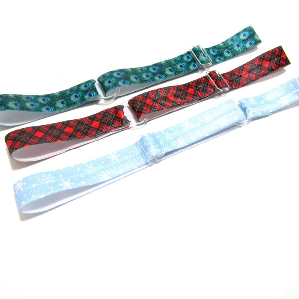 Christmas You Pick Individual Adjustable Headband For Babies, Toddlers, Women - Hold It!