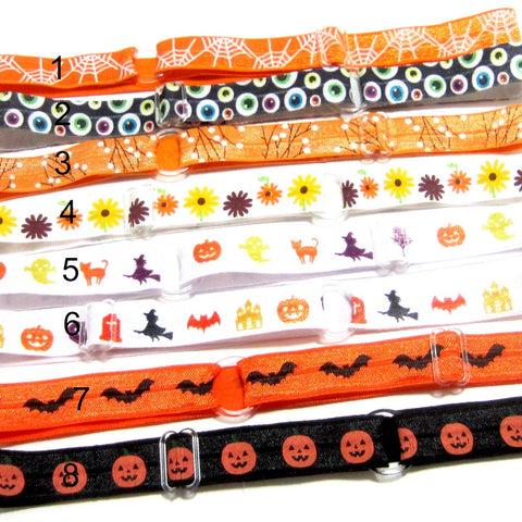 Halloween You Pick Individual Adjustable Headband For Babies, Toddlers, Women - Hold It!