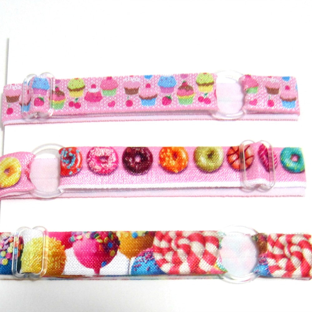 Sweet Treats You Pick Individual Adjustable Headband For Babies, Toddlers, Women - Hold It!